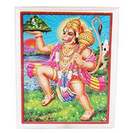 Hanumanji Glittering Photo