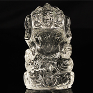 Gayatri Idol in Crystal