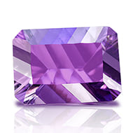Amethyst superfine cutting - 7 carats