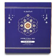 Aastha Invoke Eternal Bliss Fragrance Gift Pack - Pack of 4 Dhoop sticks