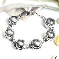 Parad large beads bracelet