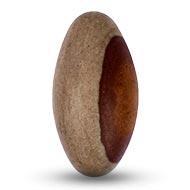 Narmada lingam - 3.3 inches - IV