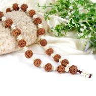 7 Mukhi Mahalakshmi Kantha - 36+1 beads