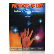 Wonders of Life from Hundreds of Palm and Birth Charts