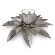 Divine Flower Candle