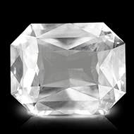 White Sapphire - 4.35 carats