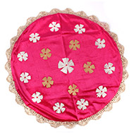Puja Thali cloth cover