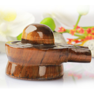 Shivlinga in Tiger Eye -115 gms