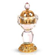 Crystal Aura Lamp