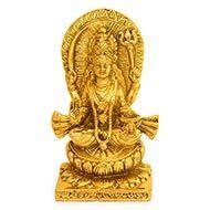 Mariamman Idol in Brass