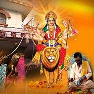 Sri Bhagwati Durga Sahastra Namavali at Vindhyavasini Devi Temple