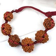 Healing Power Bracelet - N in thread
