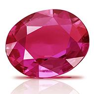 Fine Burmese Ruby - 5.23 carats