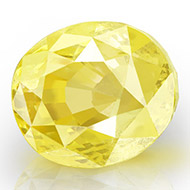 Yellow Sapphire - 5.34 carats