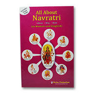 All About Navratri - in Roman and English