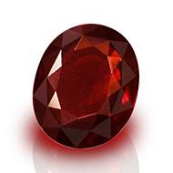 Hessonite Garnet (Gomed) - 18.50 Carats
