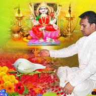 Dakshinavarti Shankh Puja
