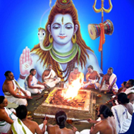 Maha Rudra Puja at Trimbakeshwar Temple
