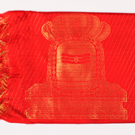 Shivlingam Shawl in Art Silk