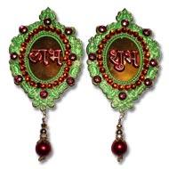 Shubh Labh Acrylic set