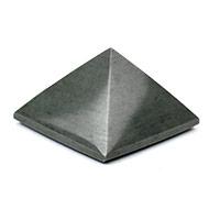Pyramid in Grey Agate - 45 gms