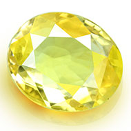 Yellow Sapphire - 1.87 carats