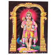 Lord Murugan Photo - Medium