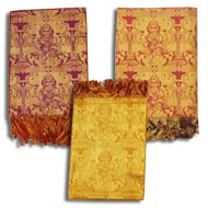 Mahalaxmi Shawl in Art Silk