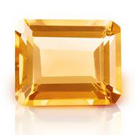 Yellow Citrine - 4.75 carats