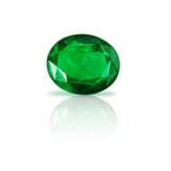 Emerald 3.29 carats Zambian