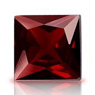 Red Garnet - Ceylon - 3.95 Carats - I