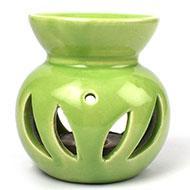 Ceramic Exotic Diffuser - Green