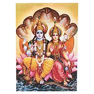 Vishnu Laxmi Photo - Medium