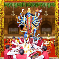 Kali Puja and Yagna