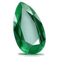 Emerald 1.33 carats Zambian