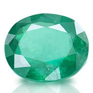 Emerald 8.01 carats Zambian