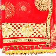 Netted Surya Mata ki Chunri