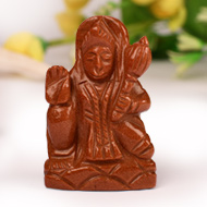 Hanuman in Sunstone - 79 gms