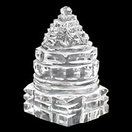 Shree Yantra in Sphatik - 30 gms