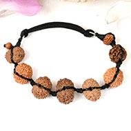 Sanjeevani Power Bracelet-J in thread