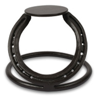Horse Shoe Artifacts - Candle Stand - Design II
