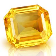 Yellow Sapphire - 9.63 carat