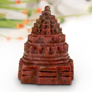 Ruby Shree Yantra - 147 gms