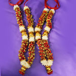 Deity Garlands - Design XV - Set of 2