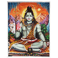 Lord Shiva Photo - Large