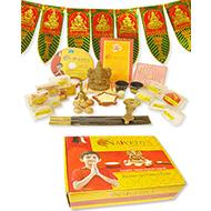 Naivedya Sampoorna Ganesh Puja Kit