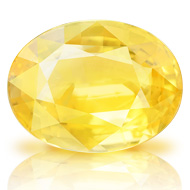 Yellow Sapphire - 23.13 carats