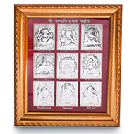 Ashtavinayak frame