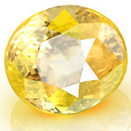 Yellow Sapphire - 5.55 carats