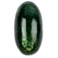Green Aventurine Lingam - 90 gms